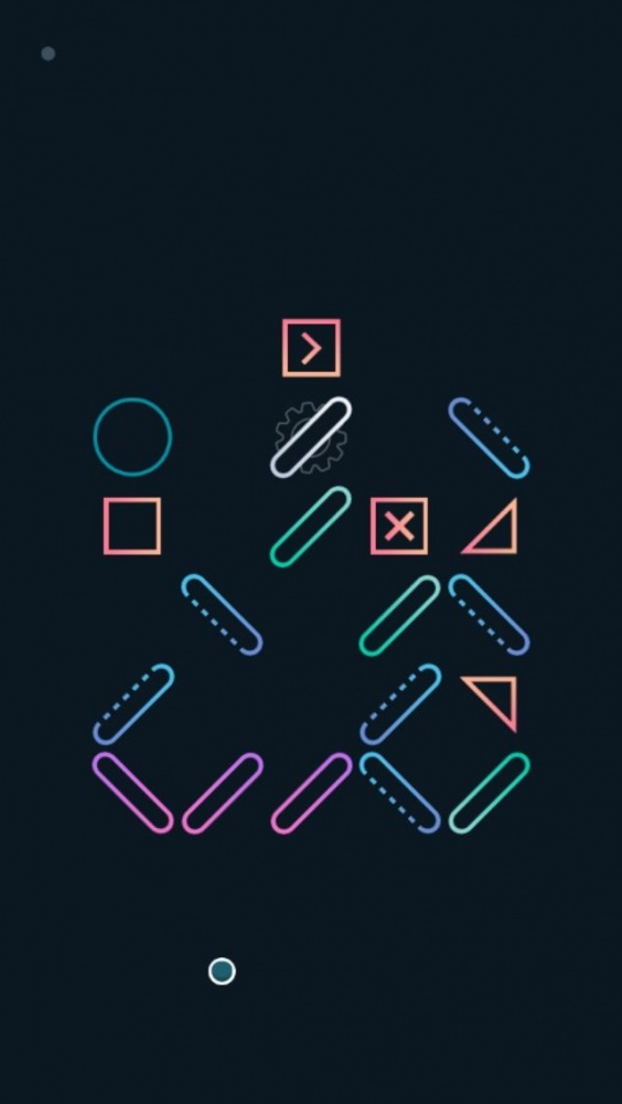 Glidey - Minimal Puzzle Game Android Game Image 3