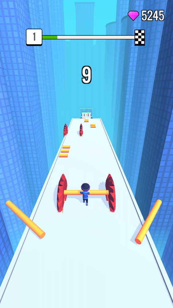 Roof Rails Android Game Image 3
