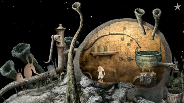 Samorost 2 Android Game Image 1