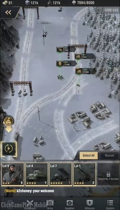 Warpath Android Game Image 3