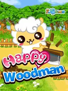 Happy Woodman Java Game Image 1