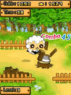 Happy Woodman Java Game Image 3
