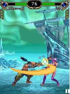 Soul Calibur Java Game Image 4