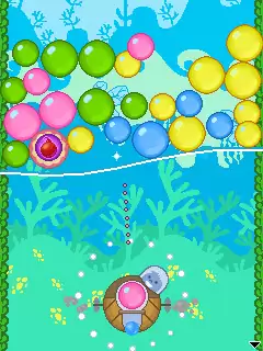 Bubble Popper Deluxe Java Game Image 2