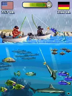 Fishing Off The Hook 2 Java Game Image 2