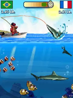 Fishing Off The Hook 2 Java Game Image 3