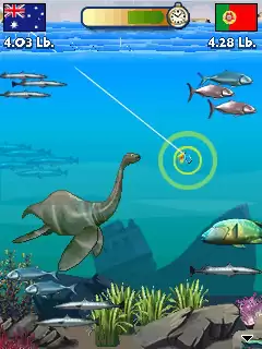 Fishing Off The Hook 2 Java Game Image 4