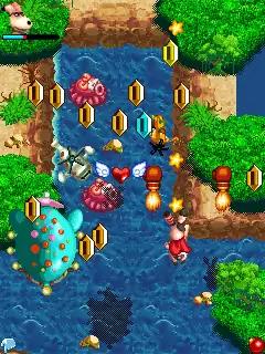 Chuang Tong Rabbit 3D Java Game Image 3