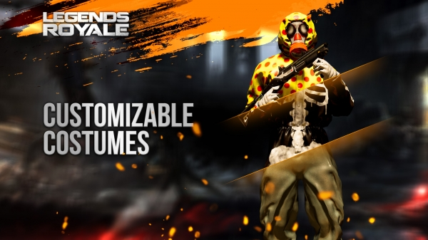 Legends Royale Android Game Image 1