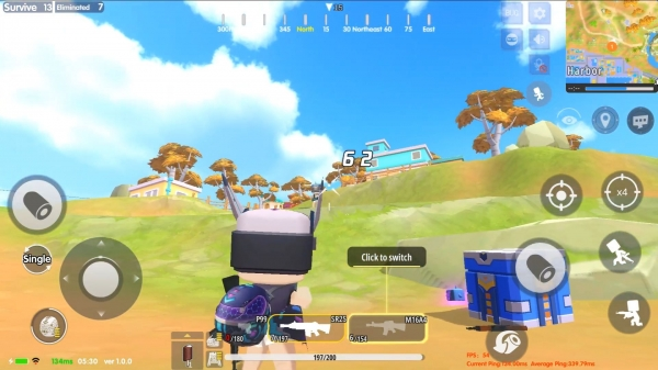 Mini World Royale Android Game Image 1