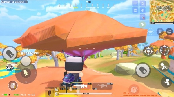Mini World Royale Android Game Image 2