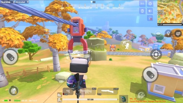 Mini World Royale Android Game Image 4