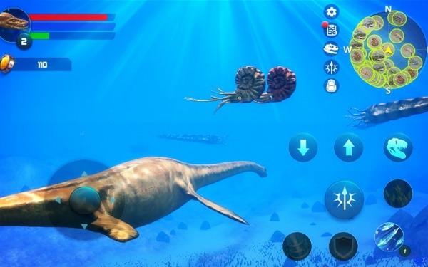 Plesiosaurus Simulator Android Game Image 2