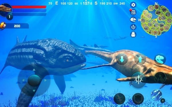 Plesiosaurus Simulator Android Game Image 3