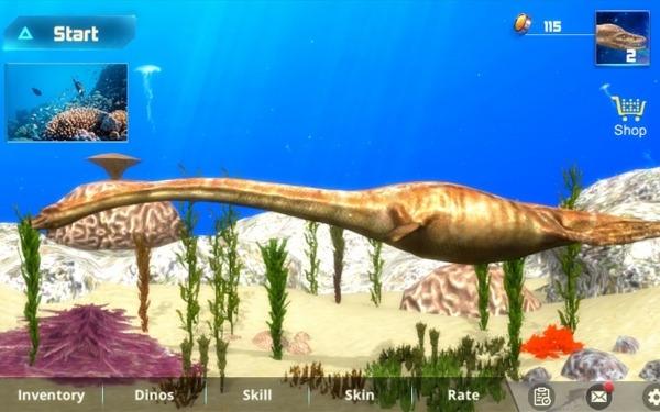 Plesiosaurus Simulator Android Game Image 4