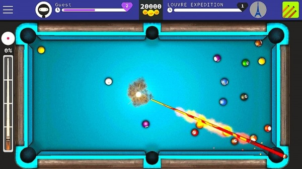 8 Ball Clash - Pooking Billiards Offline Android Game Image 1