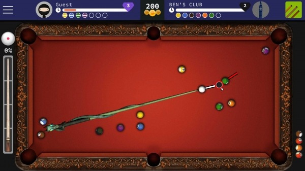 8 Ball Clash - Pooking Billiards Offline Android Game Image 2