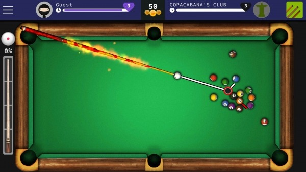 8 Ball Clash - Pooking Billiards Offline Android Game Image 3