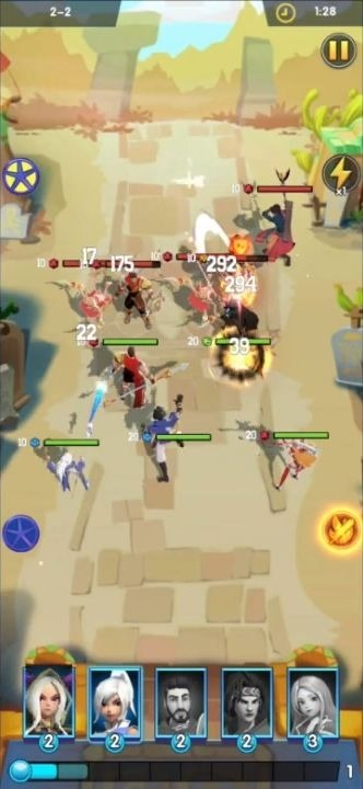 Idle Legions Android Game Image 3