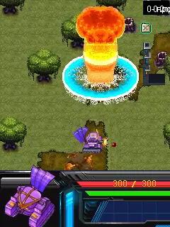 Armored Fighting Spirit 3: Crazy Tank Java Game Image 4