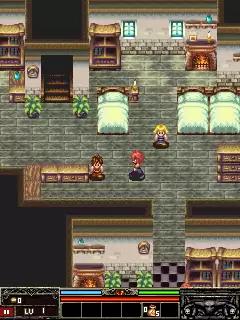 Heroes Lore: Zero Java Game Image 2