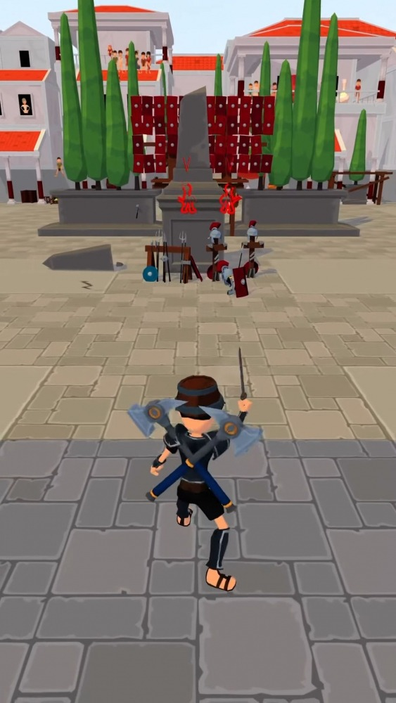 Gladiator: Hero Of The Arena Android Game Image 1