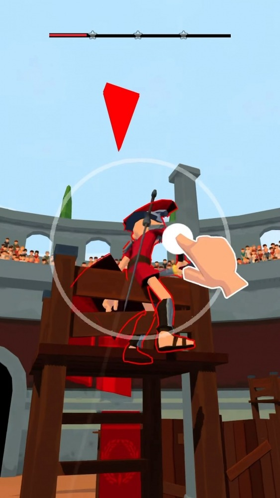 Gladiator: Hero Of The Arena Android Game Image 3