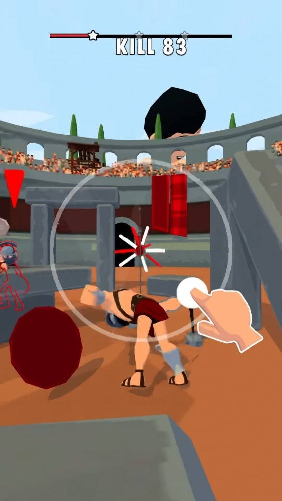 Gladiator: Hero Of The Arena Android Game Image 4