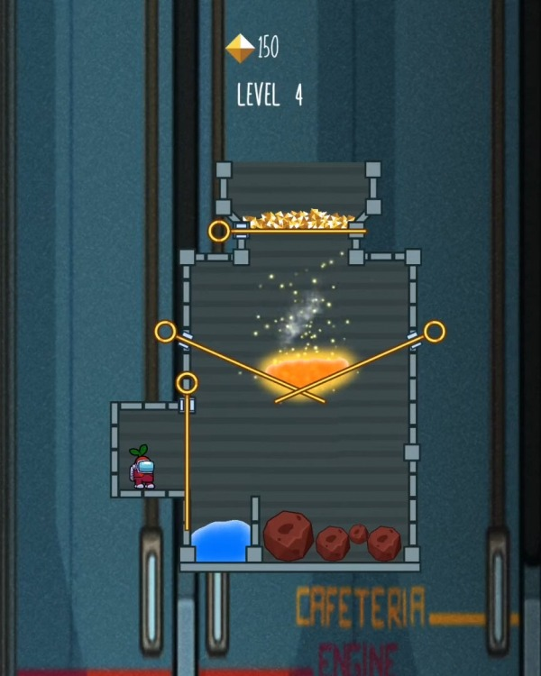 Impostor War - Rescue Crewmate Among Traitor Android Game Image 1