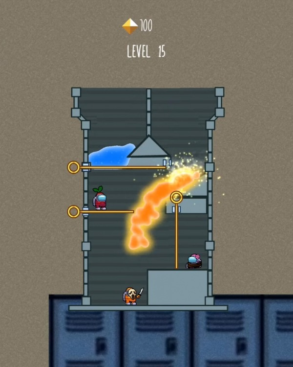 Impostor War - Rescue Crewmate Among Traitor Android Game Image 2