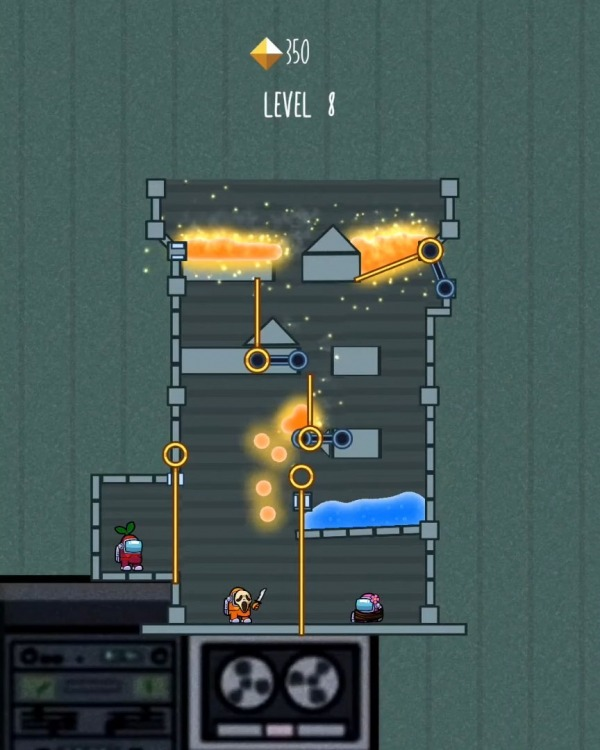 Impostor War - Rescue Crewmate Among Traitor Android Game Image 4