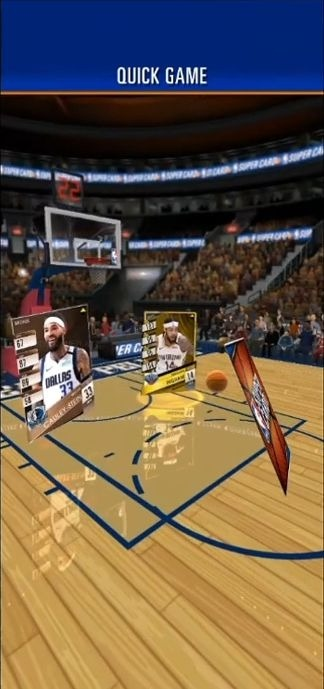 NBA SuperCard - Basketball & Card Battle Game Android Game Image 3