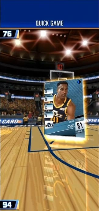 NBA SuperCard - Basketball & Card Battle Game Android Game Image 4