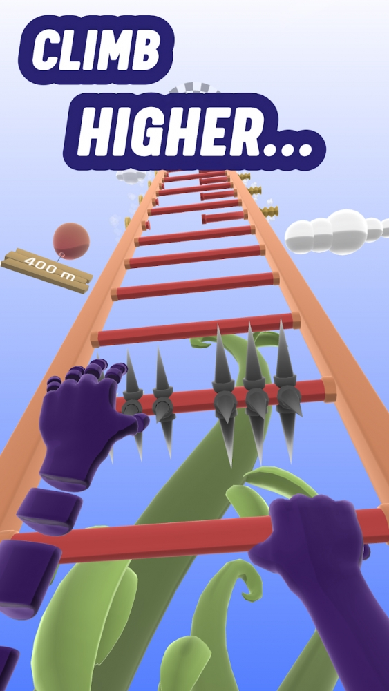 Climb The Ladder Android Game Image 2