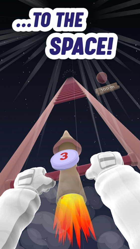 Climb The Ladder Android Game Image 3