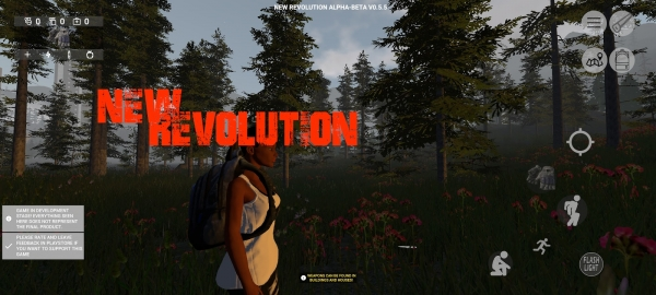 New Revolution: Open-World Survival Android Game Image 1