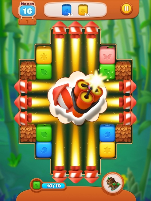 Fruit Blast Friends Android Game Image 4