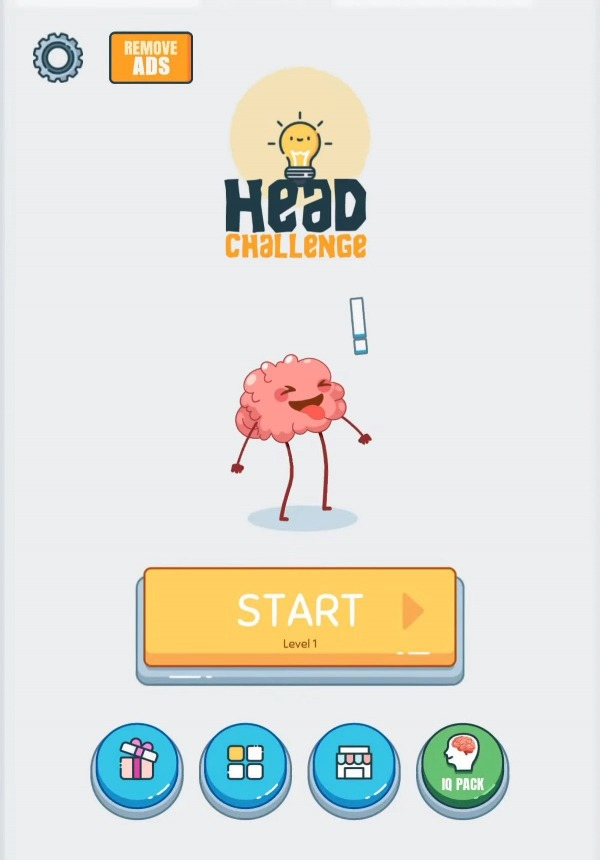 Head Challenge Android Game Image 1