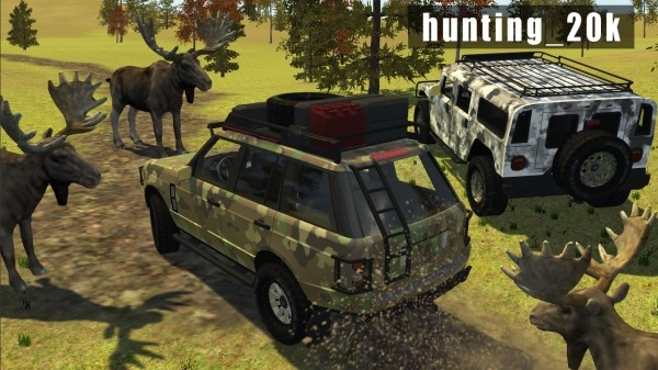 Hunting Online Android Game Image 1