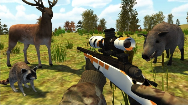 Hunting Online Android Game Image 3
