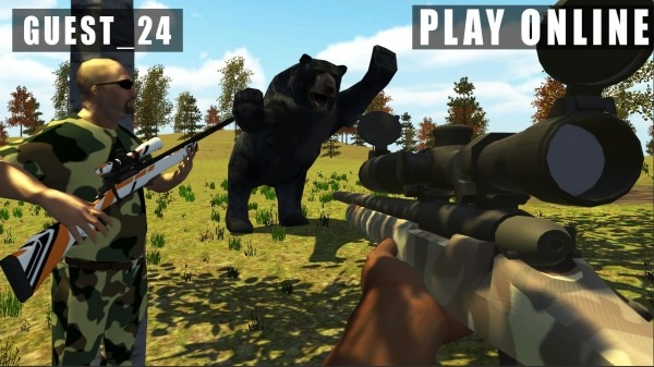 Hunting Online Android Game Image 4