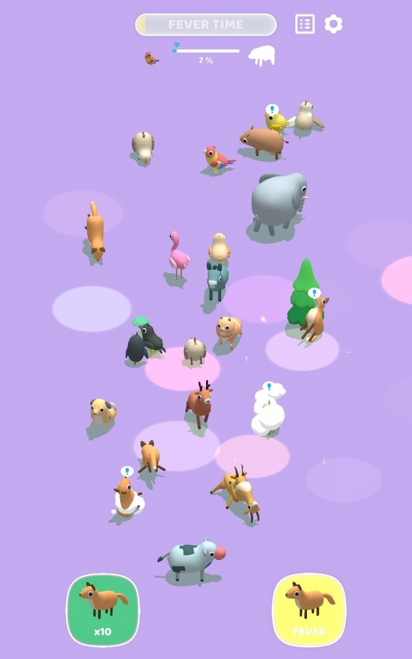Merge Cute Pet Android Game Image 2