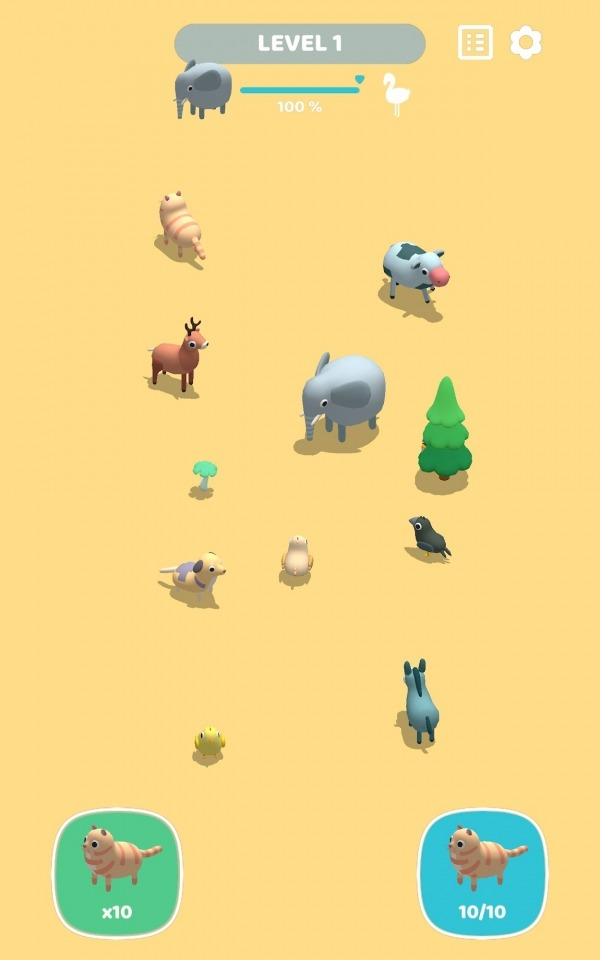 Merge Cute Pet Android Game Image 4