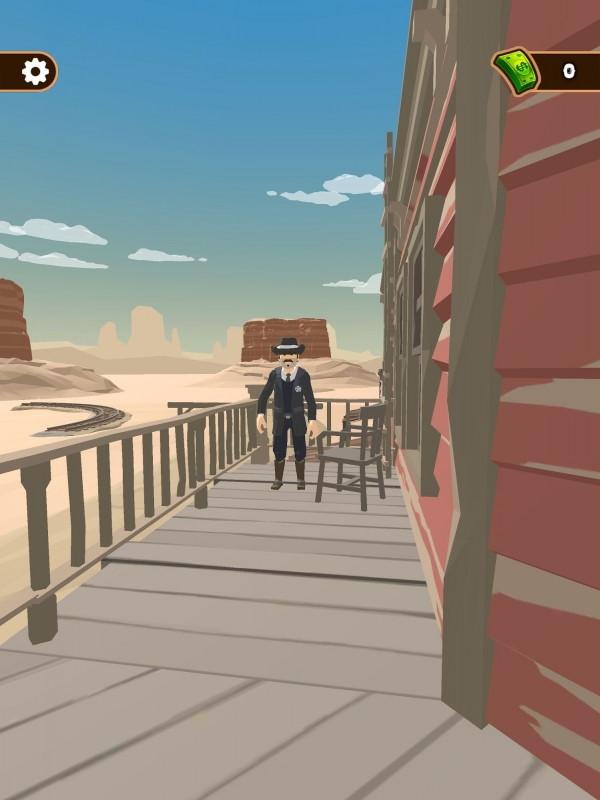 Western Cowboy: Shooting Game Android Game Image 4