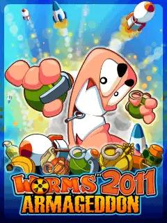 Worms 2011 Armageddon Java Game Image 1