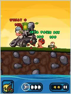 Worms 2011 Armageddon Java Game Image 4
