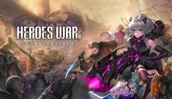Heroes War: Counterattack Android Game Image 1