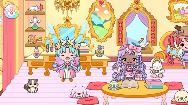 Jibi Land : Princess Castle Android Game Image 2