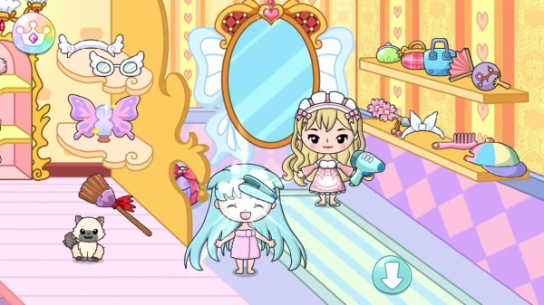 Jibi Land : Princess Castle Android Game Image 3