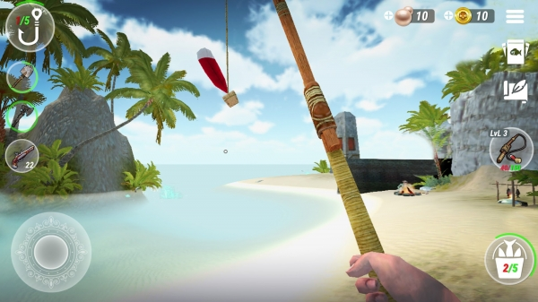 Last Fishing: Monster Clash Android Game Image 1